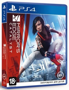 Игра для Sony PlayStation 4 Electronic Arts Mirror's Edge Catalyst Rus