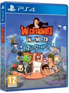 Игра для Sony PlayStation 4 Team17 Software Worms W.M.D.