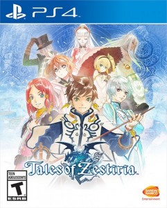 Игра для Sony PlayStation 4 Bandai Namco Games Tales of Zestiria PS4