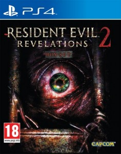 Игра для Sony PlayStation 4 Capcom Resident Evil. Revelations 2