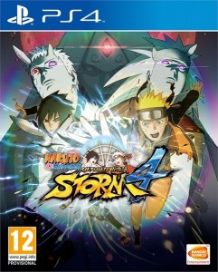 Игра для Sony PlayStation 4 Bandai Namco Games Naruto Shippuden - Ultimate Ninja Storm 4: Road to Boruto (PS4)