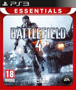 Игра для Sony PlayStation 3 Electronic Arts Battlefield 4 Essentials (PS3)