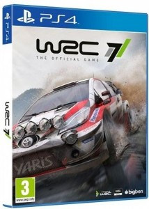 Игра для Sony PlayStation 4 Kylotonn Entertainment WRC 7