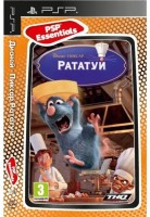 Игра для Sony PlayStation Disney Рататуй (Essentials) PSP русская версия