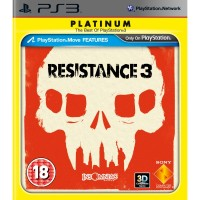 Игра для Sony PlayStation 3 Sony Computer Entertainment Resistance 3 (Platinum)