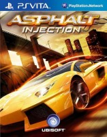 Игра для Sony PlayStation Ubisoft Asphalt Injection