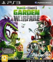 Игра для Sony PlayStation Electronic Arts Plants vs. Zombies Garden Warfare (PS3)