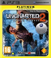 Игра для Sony PlayStation 3 Sony Computer Entertainment Uncharted 2: Among Thieves (Platinum)