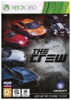 Игра для Xbox 360 Ubisoft The Crew XBox 360