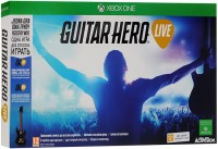 Игра для Xbox One Microsoft Game Studios One guitar hero live bundle