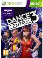 Игра для Xbox Microsoft Game Studios Kinect dance central 3