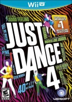 Игры для Nintendo Nintendo Just Dance 4