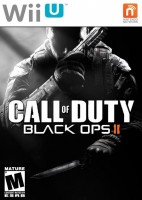 Игра для Nintendo Wii U Activision Call of Duty: Black Ops II