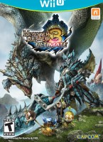 Игра для Nintendo Wii U Capcom Monster Hunter 3 Ultimate
