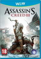 Игра для Nintendo Wii U Ubisoft Entertainment Assassin's Creed III