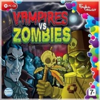 Игры для PC Alawar Enterteiment Vampires VS Zombies (Jewel)