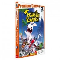 Игры для PC Ubisoft Entertainment Premium Games: Бешеные Кролики (DVD-box)