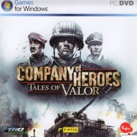 Игры для PC THQ Company of Heroes: Tales of Valor (Jewel)