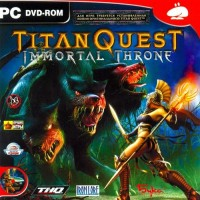 Игры для PC THQ Titan Quest: Immortal Throne (Jewel)