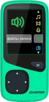 Flash MP3-плеер Digma Cyber 1 4Gb Green