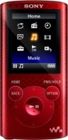 Flash MP3-плеер Sony NWZ-E384 8Gb Red