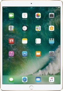 Планшетный компьютер Apple iPad Pro 10.5 256Gb Wi-Fi + Cellular Gold (MPHJ2RU/A)