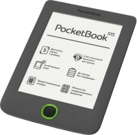 Электронная книга PocketBook 515 Grey black