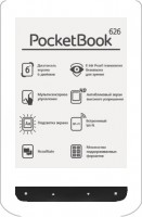 Электронная книга PocketBook 626 White