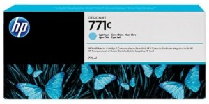 Картридж для принтера HP 771c B6Y12A Light Cyan