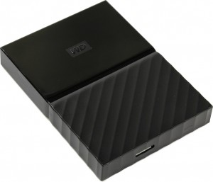 HDD Western Digital 1Tb WDBBEX0010BBK Black