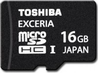 Карта памяти Toshiba MicroSDHC High Speed Professional SD-C016UHS1 16GB