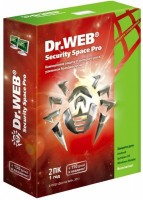 Антивирусы Dr.Web Security Space Pro AHW-B-12M-2-A2