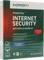 Антивирусы Kaspersky Internet Security Multi-Device Russian Edition KL1941RBCFS