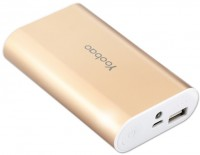 Внешний аккумулятор Yoobao Power Bank Specialist S3 YB-6023 6000 mAh Gold