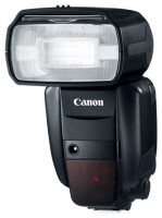 Вспышка Canon Speedlite 600EX-RT Black