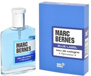 Одеколон Marc Bernes Cologne Blue Label 90 мл