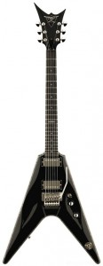Электрогитара Diamond Guitars CAVAB-FR-BK Cavallo AB-FR Black