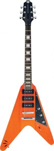 Электрогитара Reverend Signature Ron Asheton Rock Orange