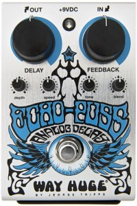 Педаль эффектов Way Huge WHE702S Echo-Puss Analog Delay
