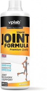 Глюкозамин и хондроитин Vplab VP201069-1 Joint Formula 500 ml манго 500 мл