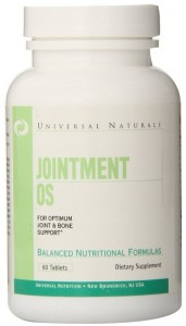 Глюкозамин и хондроитин Universal Nutrition U4674 Jointment OS 60 таблеток