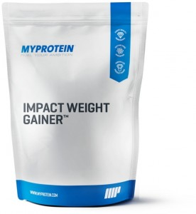 Гейнер MyProtein 11372977 Impact Weight Gainer V2 ваниль 2.5 кг