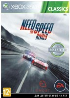 Игра для Xbox 360 Electronic Arts Need for Speed Rivals(Classics)